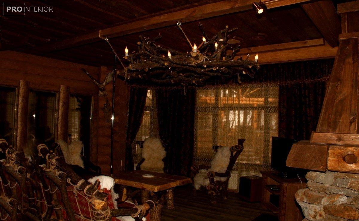 меблі в стилі адірондак