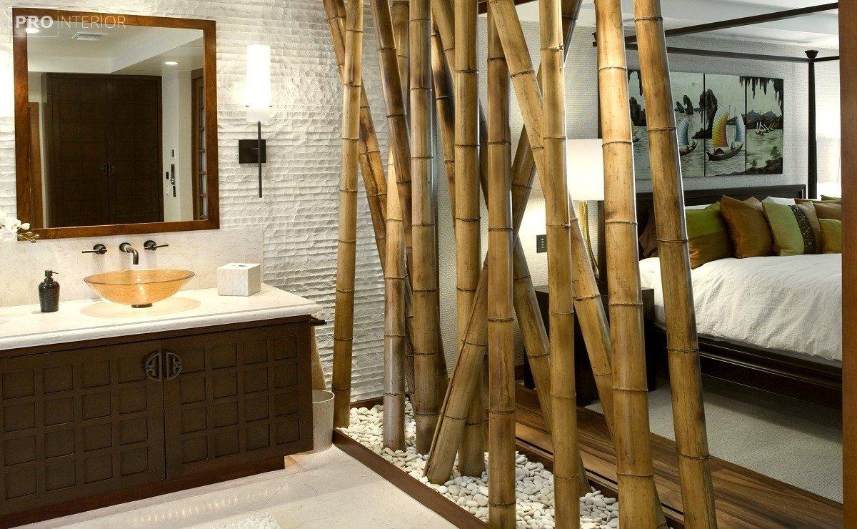 Бамбук в интерьере (19 фото как использовать бамбук в дизайне квартиры)