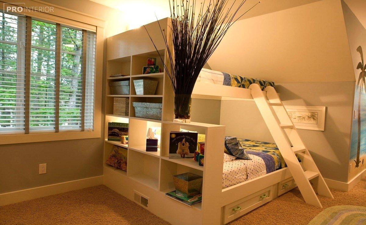 мебель кровать двухъярусная