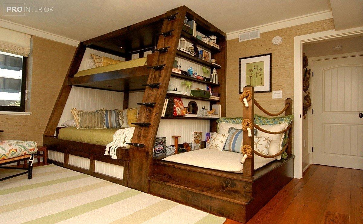 двухъярусная кровать какие бывают