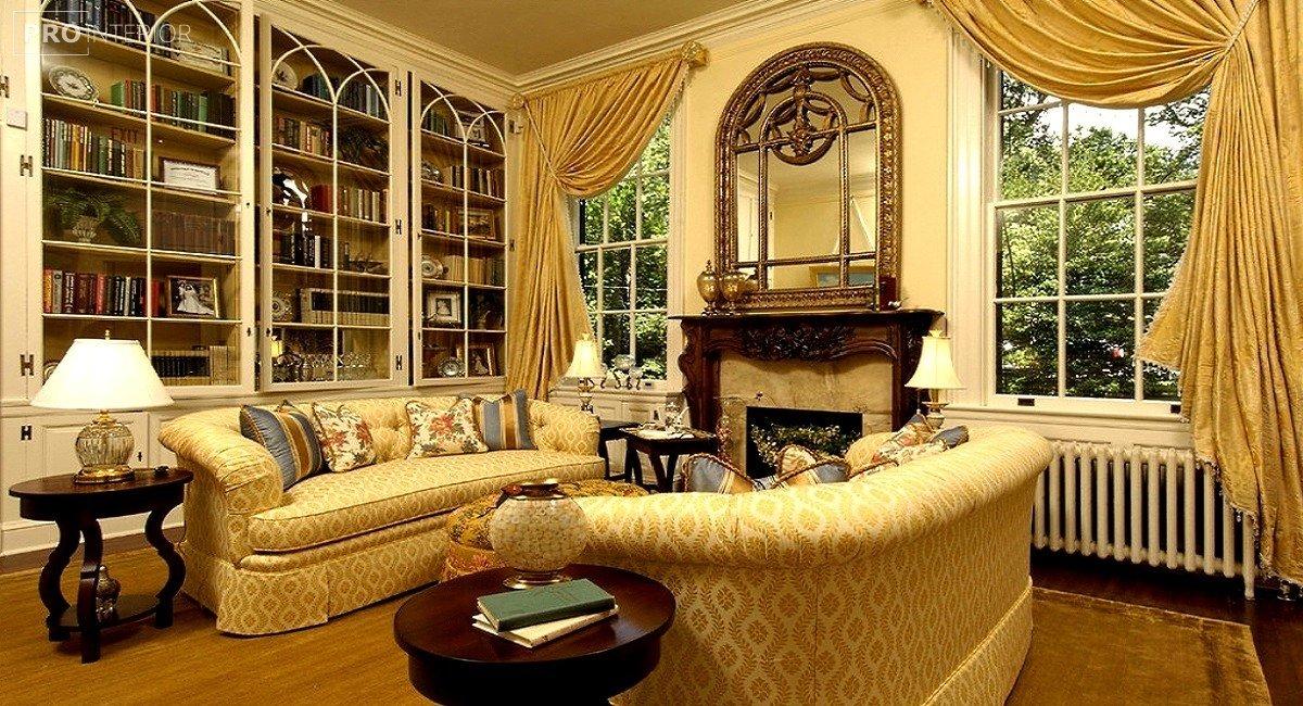 класичний стиль кімнати в інтер'єрі
