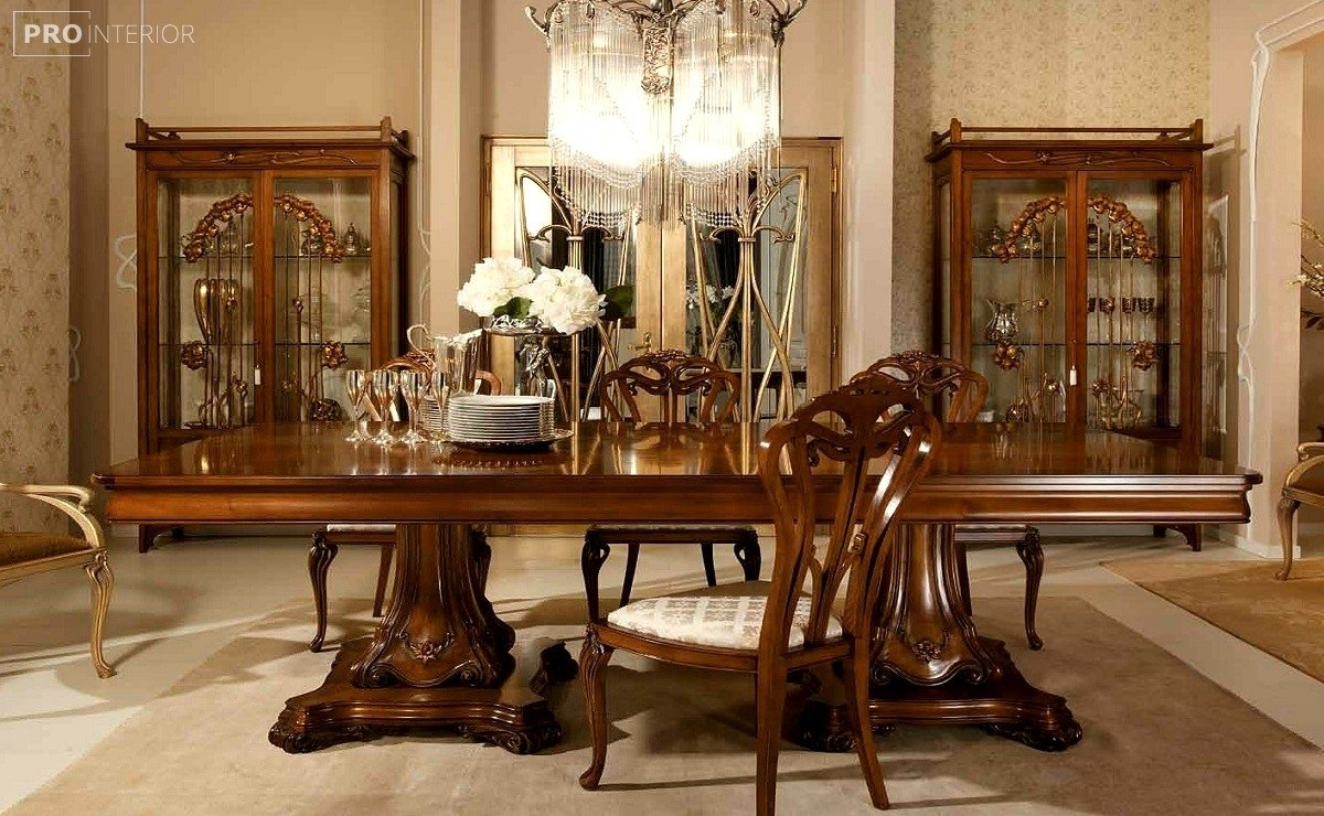 интерьер дома в стиле классицизма фото