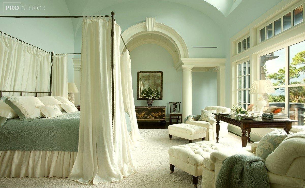 спальня в стилі класицизму