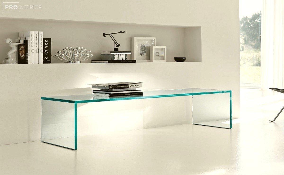 интерьерный стиль стеклянная мебель