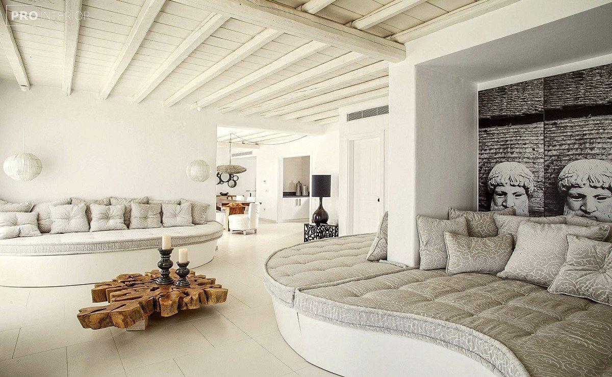 меблі у грецькому стилі