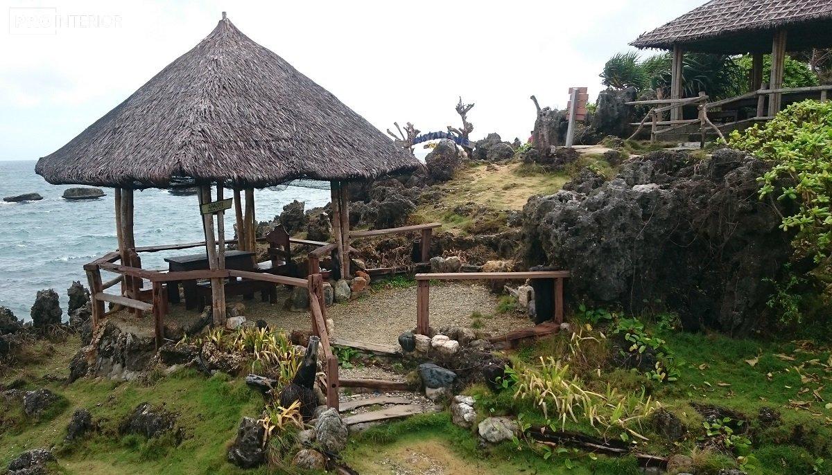 островитянский екстер'єр