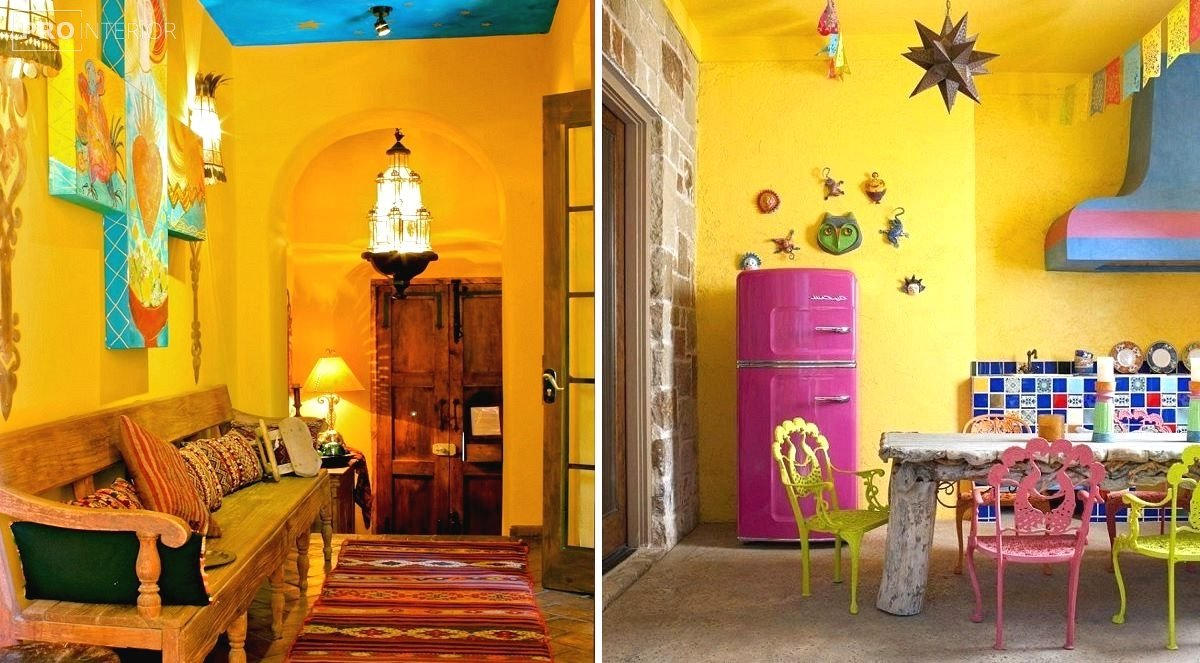 хатина в мексиканському стилі
