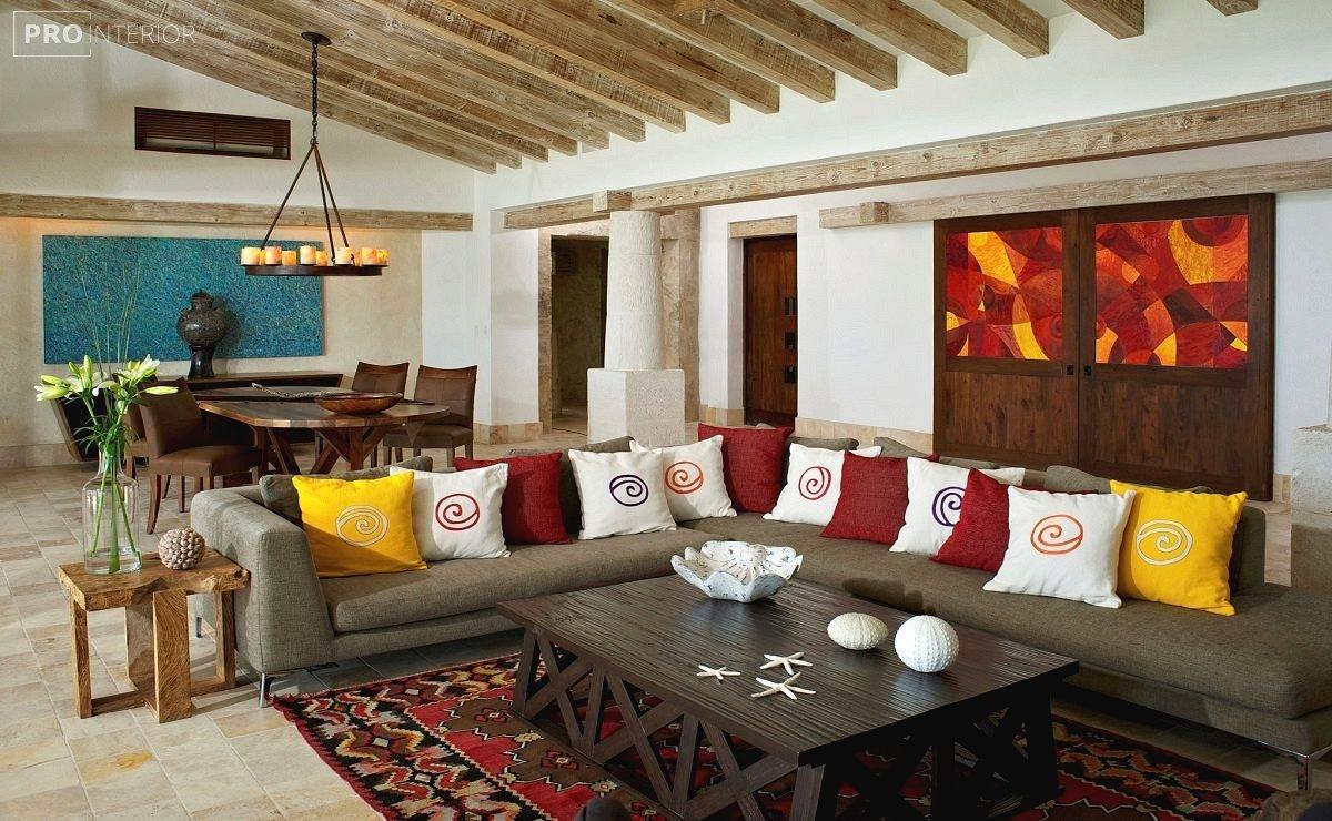 меблі в мексиканському стилі
