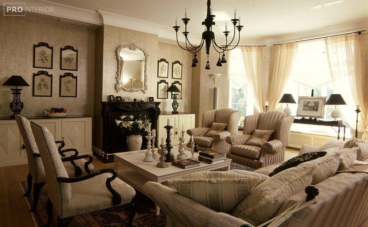 фото меблі в стилі неокласицизм