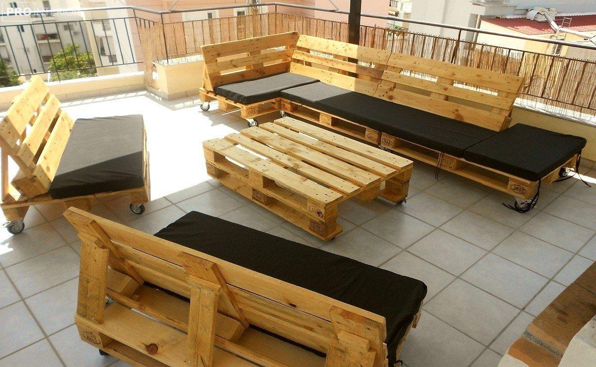 меблі з палет