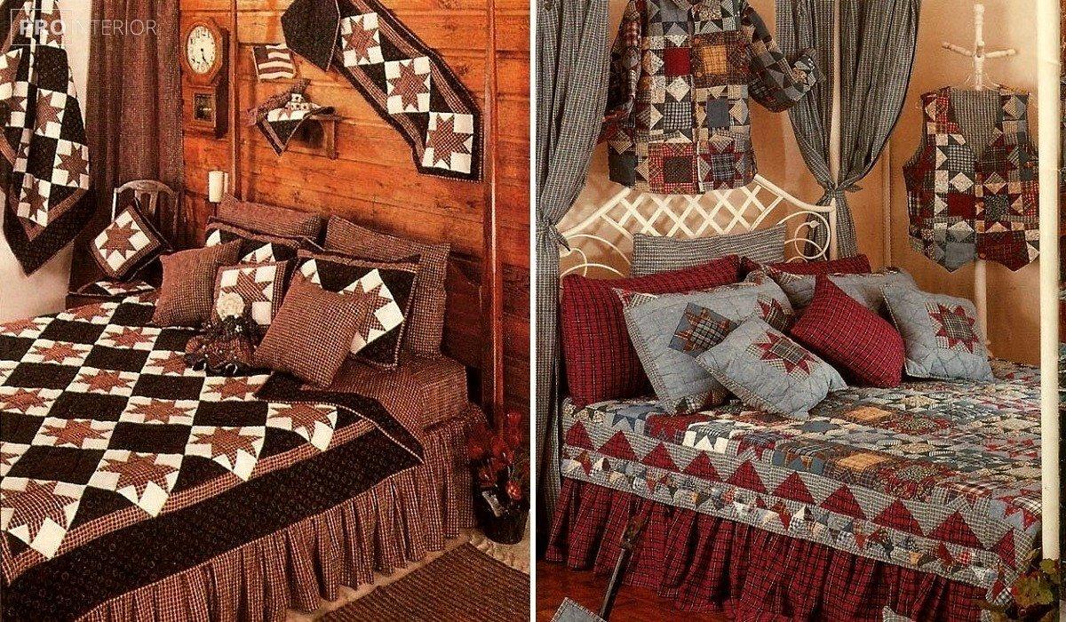 меблі в стилі печворк