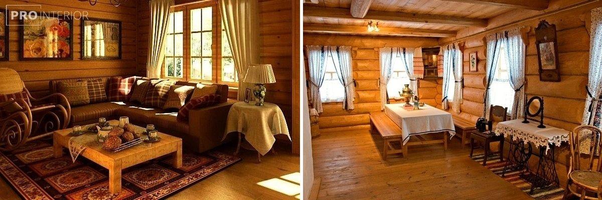 квартира в російському стилі