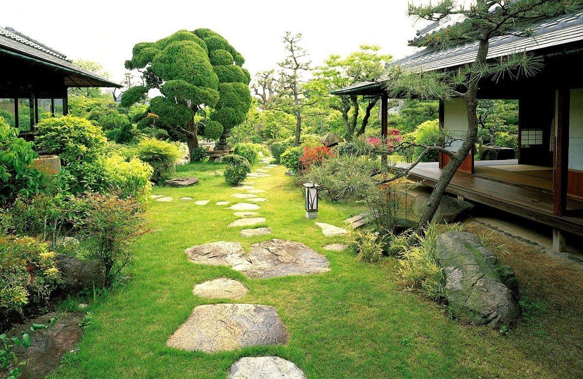 благоустрій саду