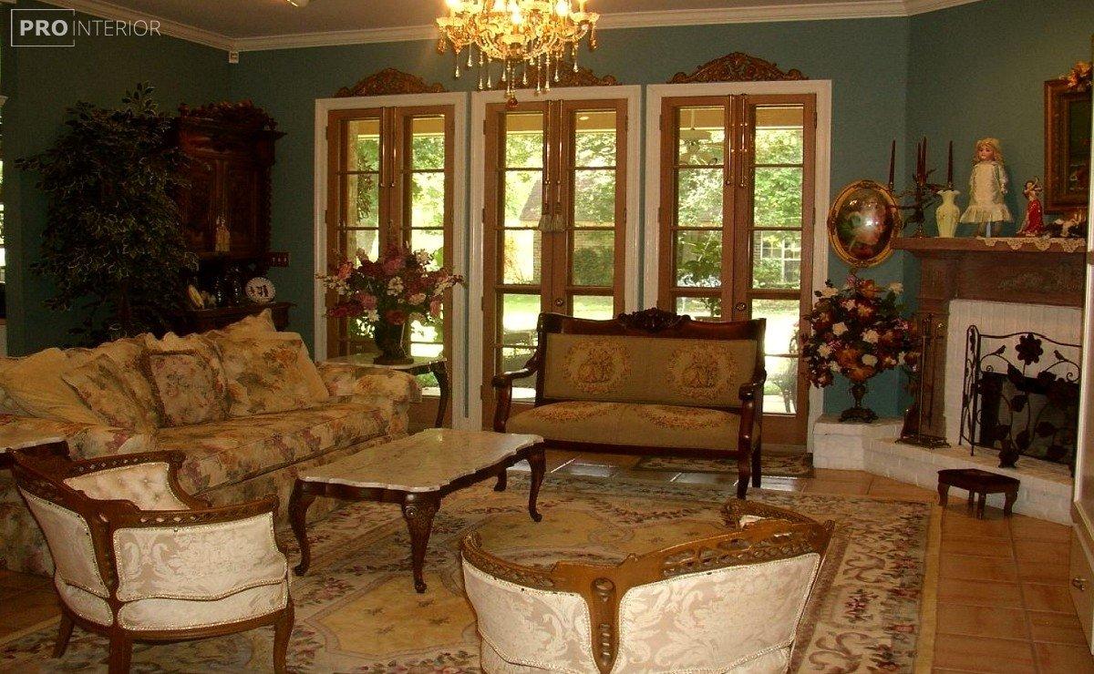 спальня в вікторіанському стилі
