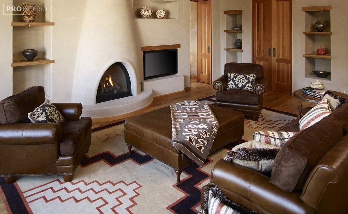 индейский стиль в доме