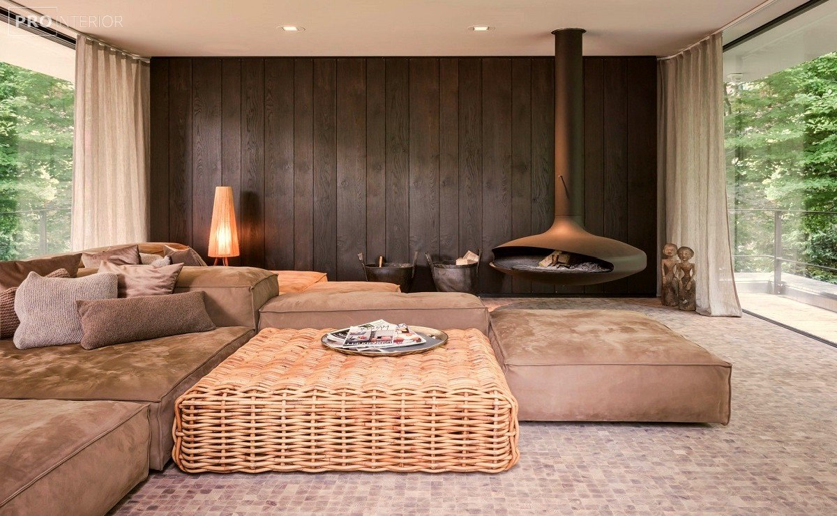 African style in interior