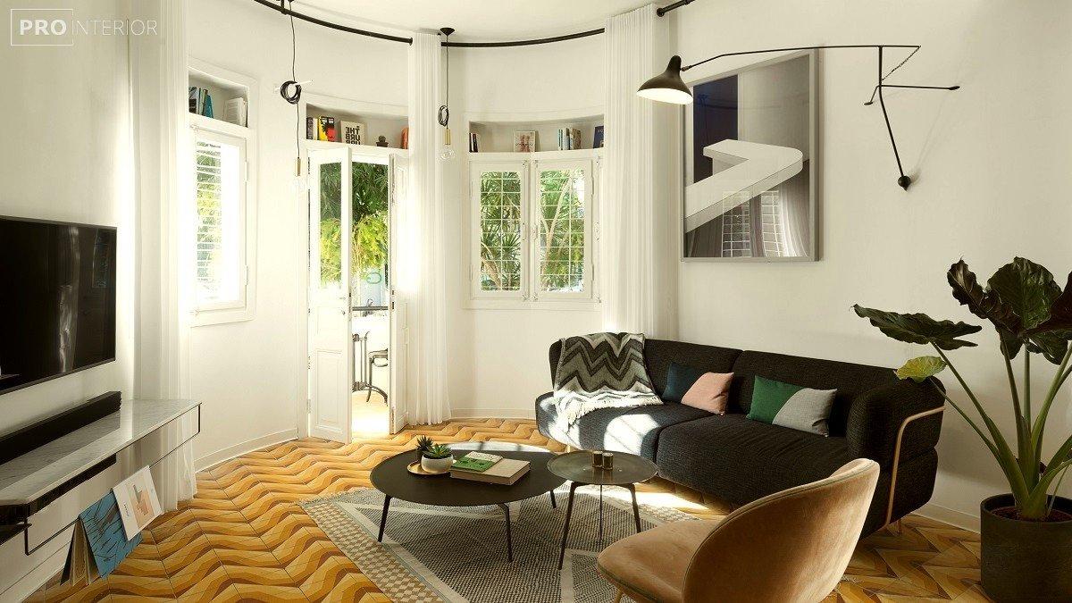 Bauhaus in interior