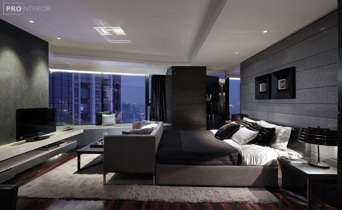 чорну підлогу в квартирі