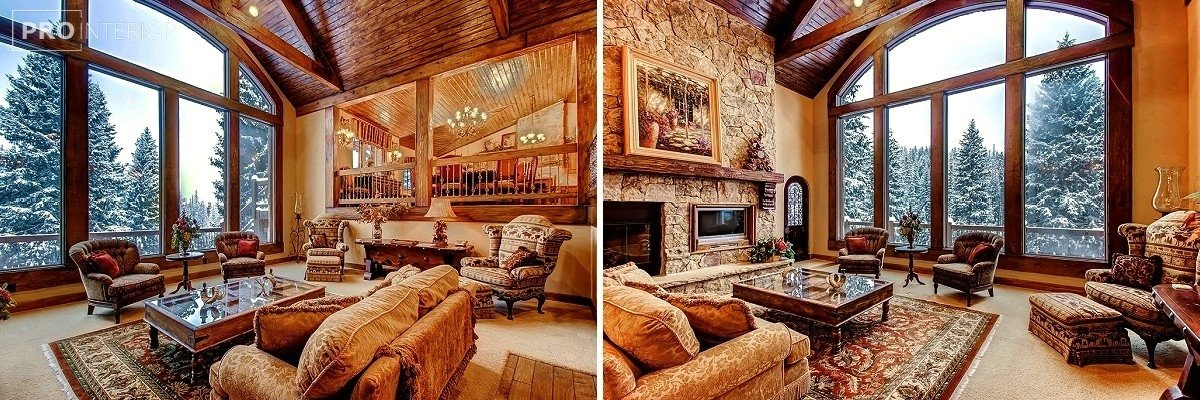 canadian style in interior design