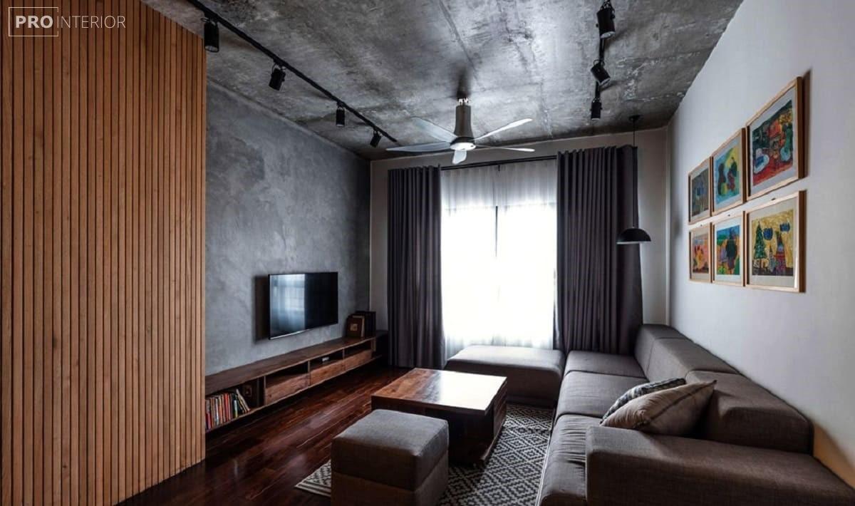 голі стіни в хаті