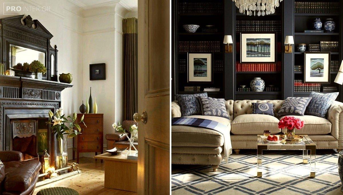 interior photo in English style