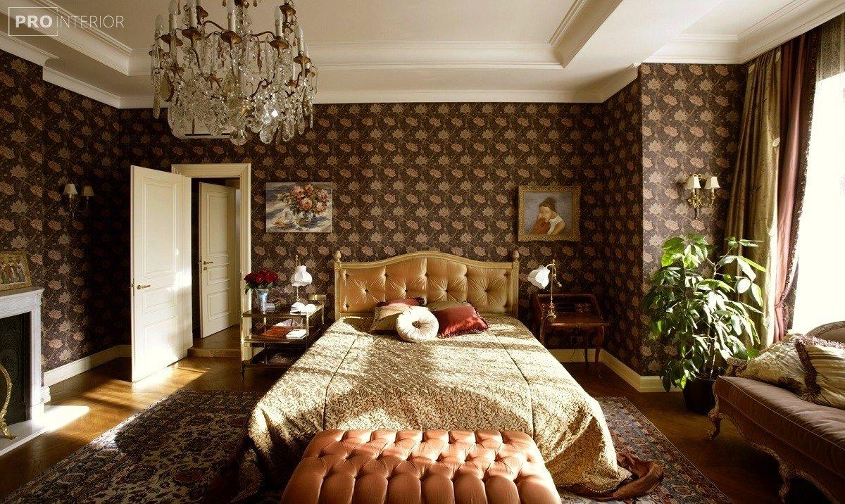 English style bedroom design