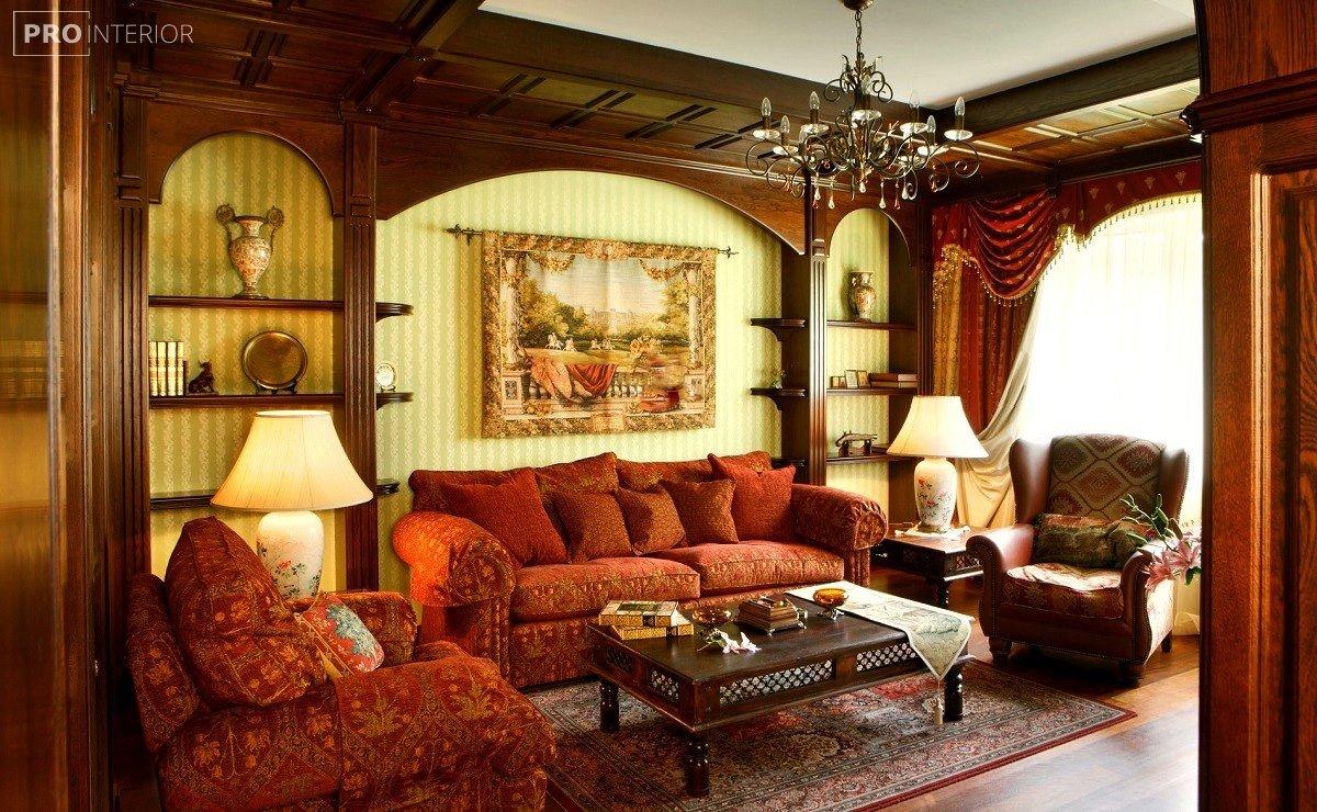 English style apartment