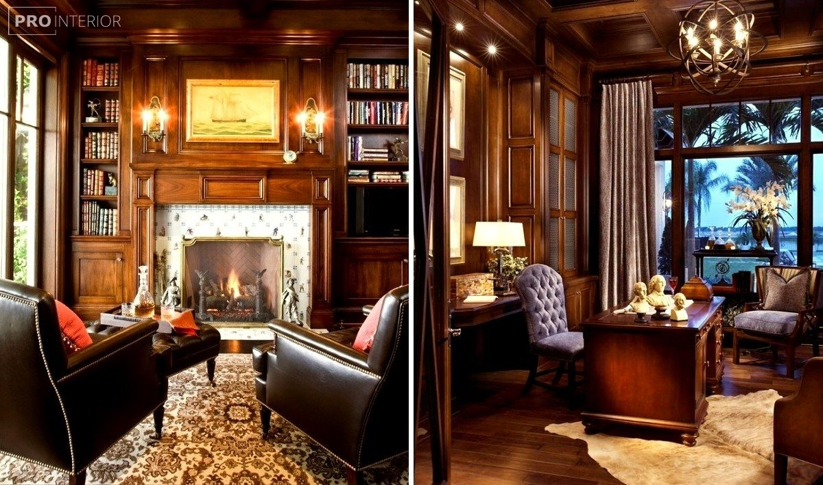 photo English style furniture