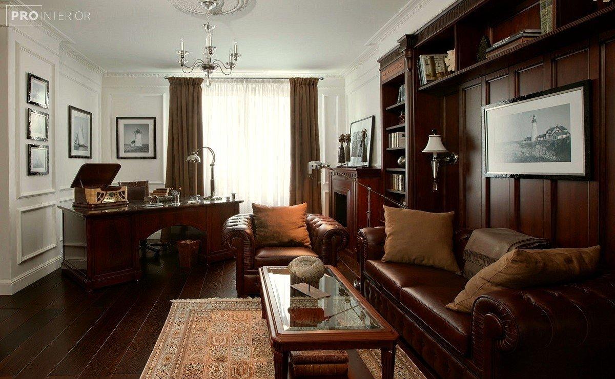 English style in interior design