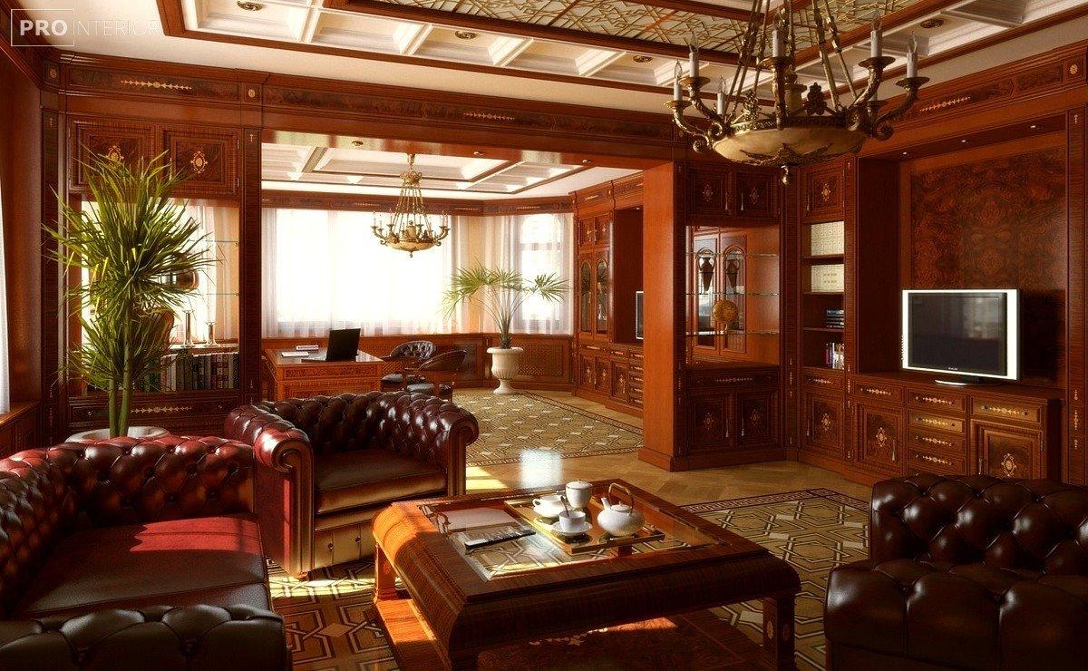 English interior photo