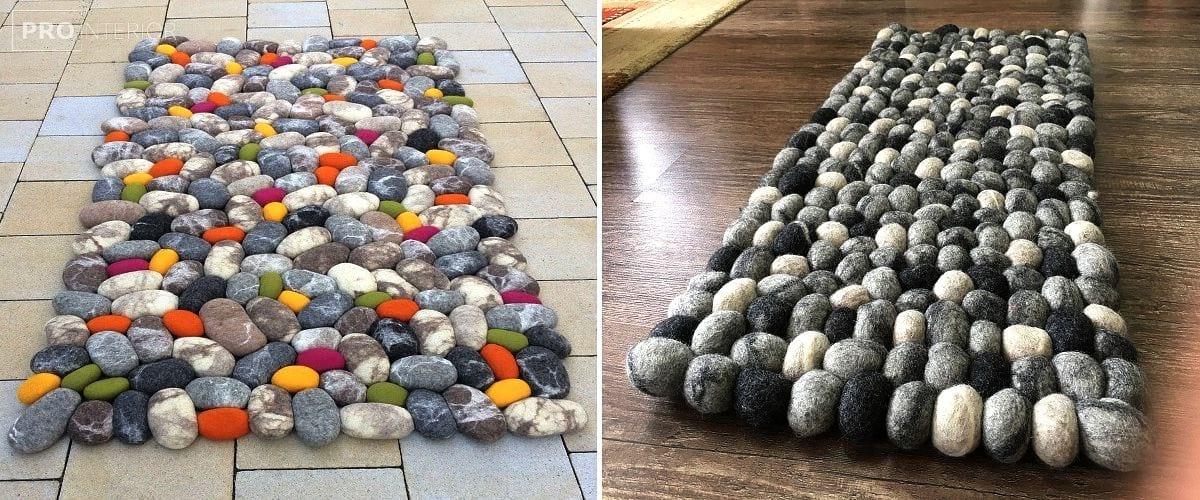 фото повстяні камені