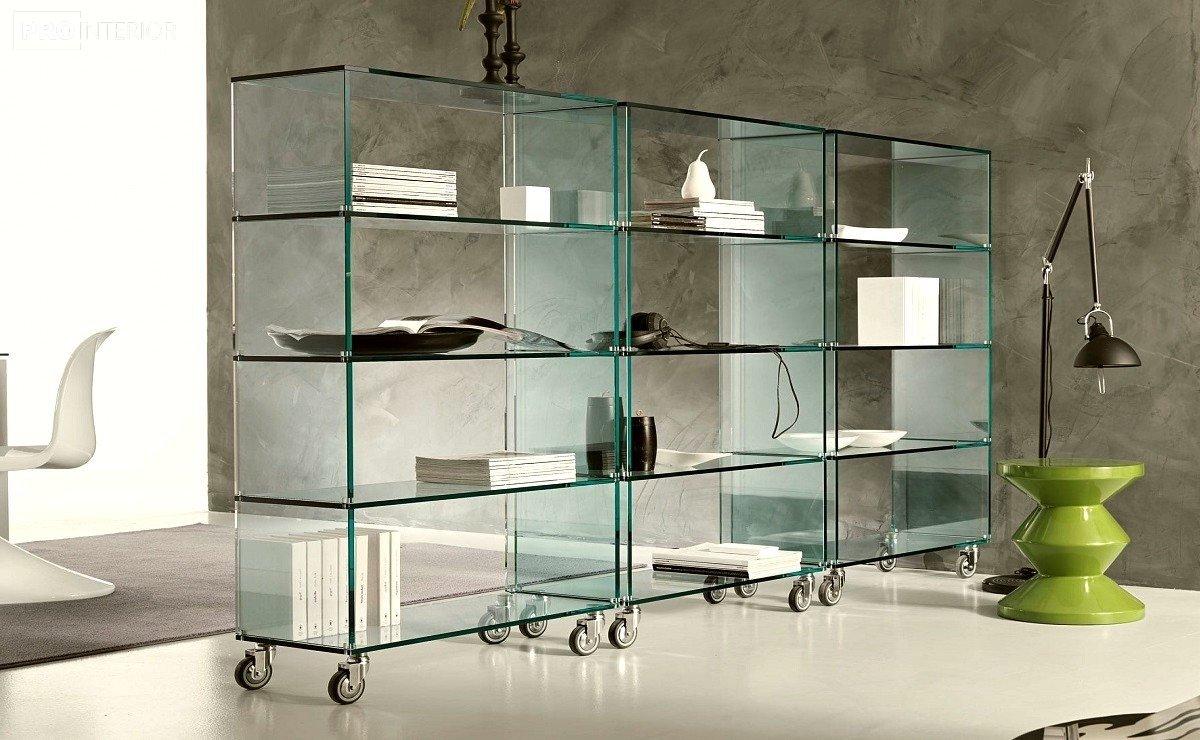 стиль стеклянная мебель фото