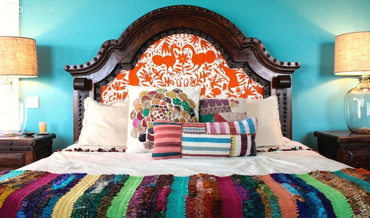 Mexican style in the interior