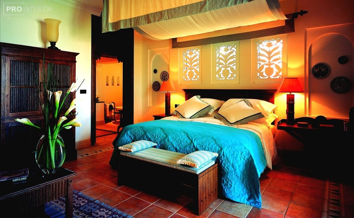 Mexican-style room