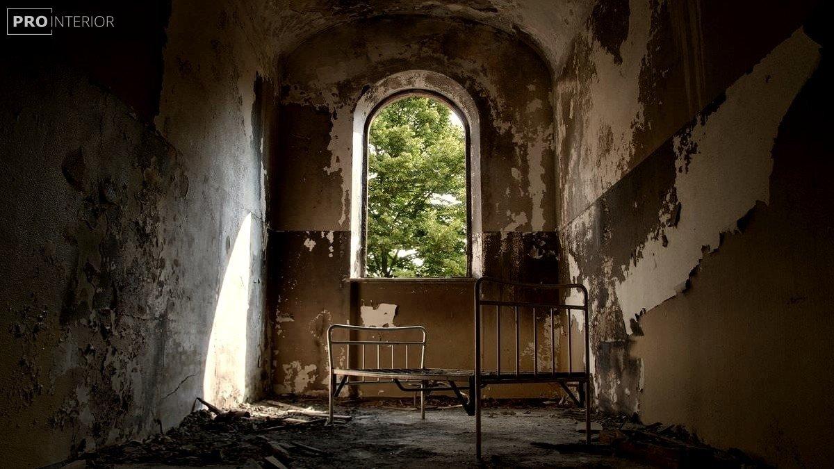 старовинний інтер'єр будинку