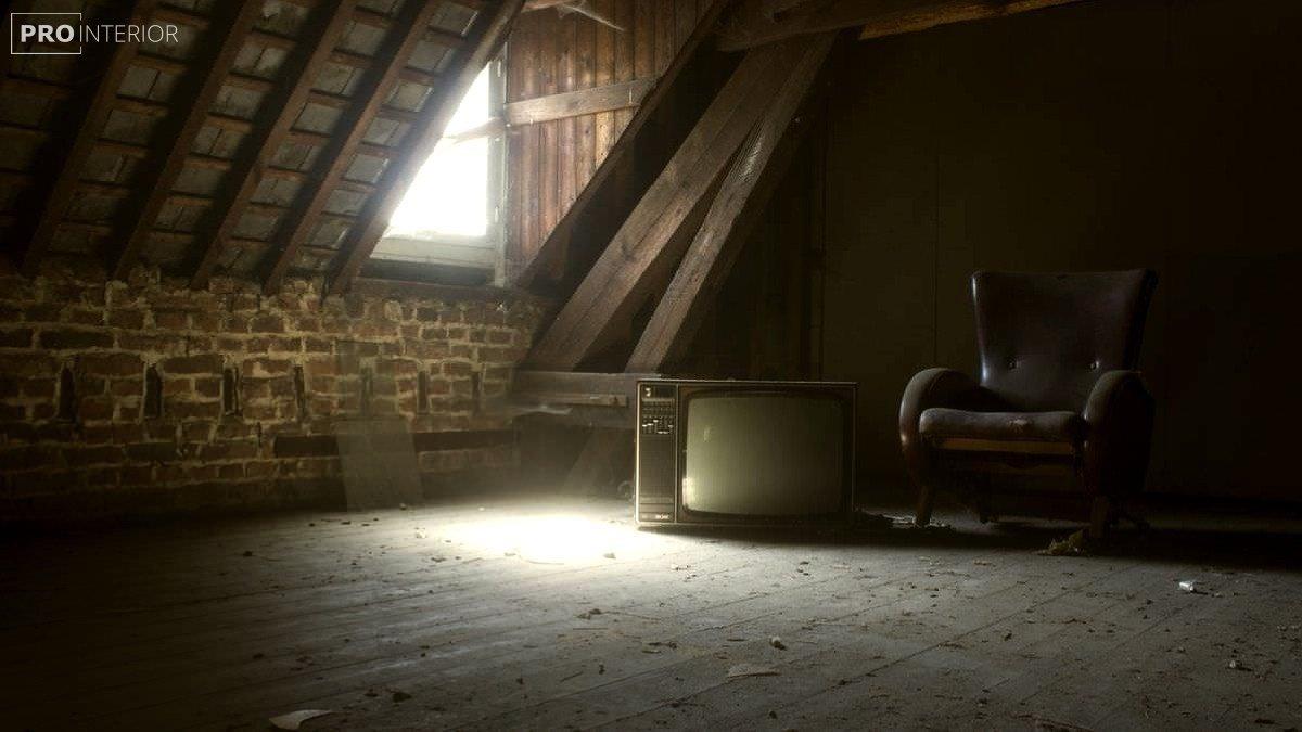 старовинний інтер'єр спальні