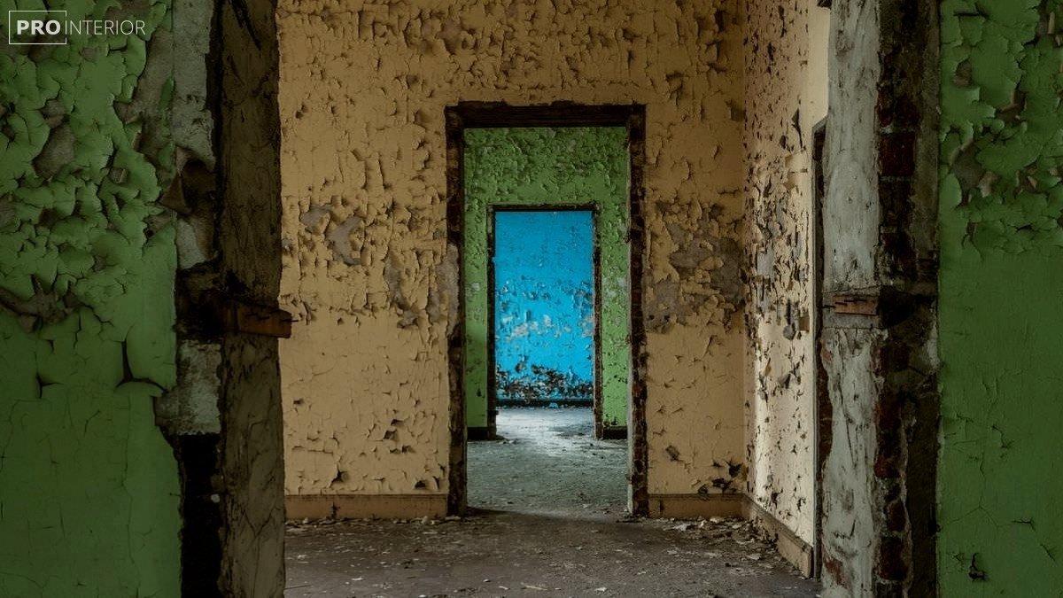 фото покинутого будинку