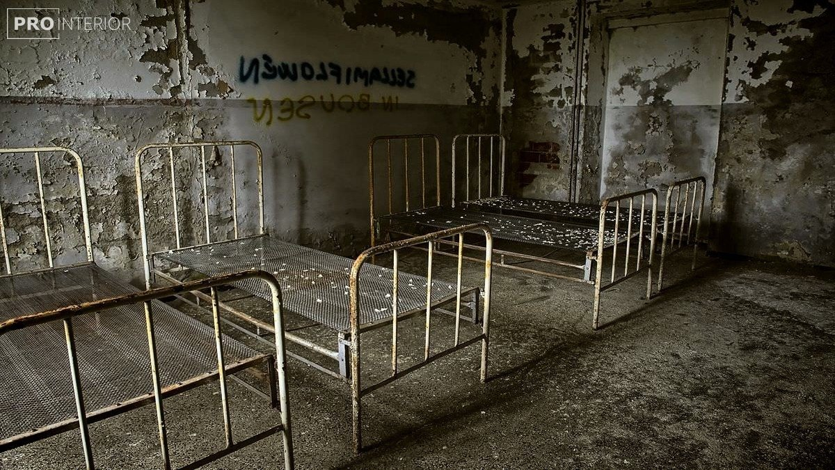 зістарена меблі