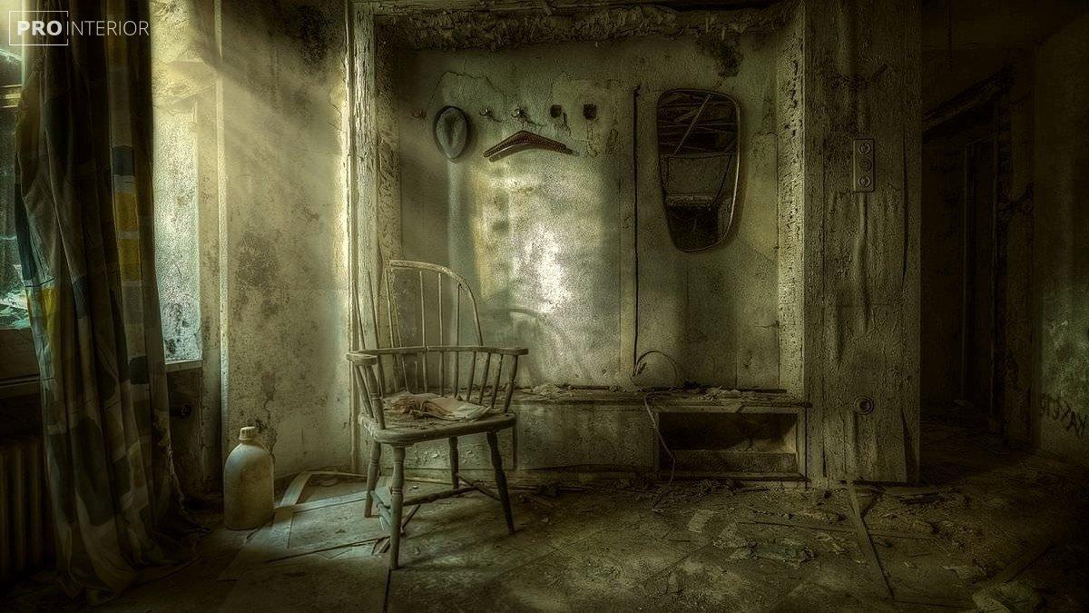фото гіршого інтер'єру будинку