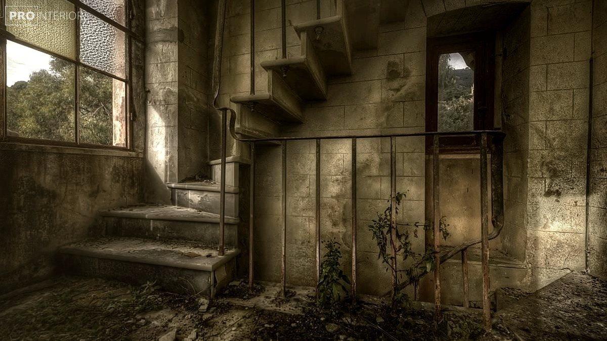 фото старої споруди