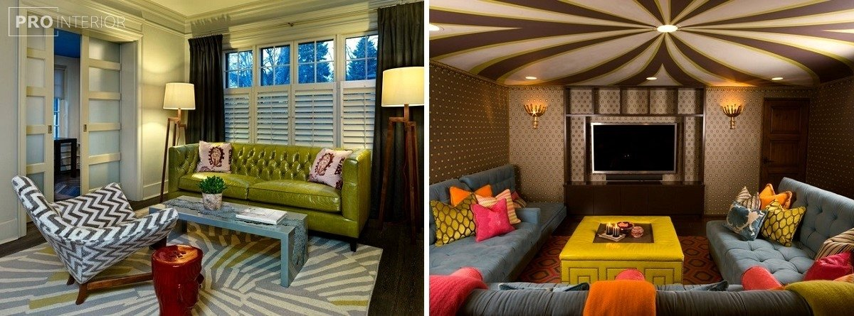 interior design op-art