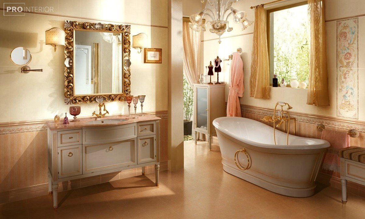 спальня в стилі ренесанс