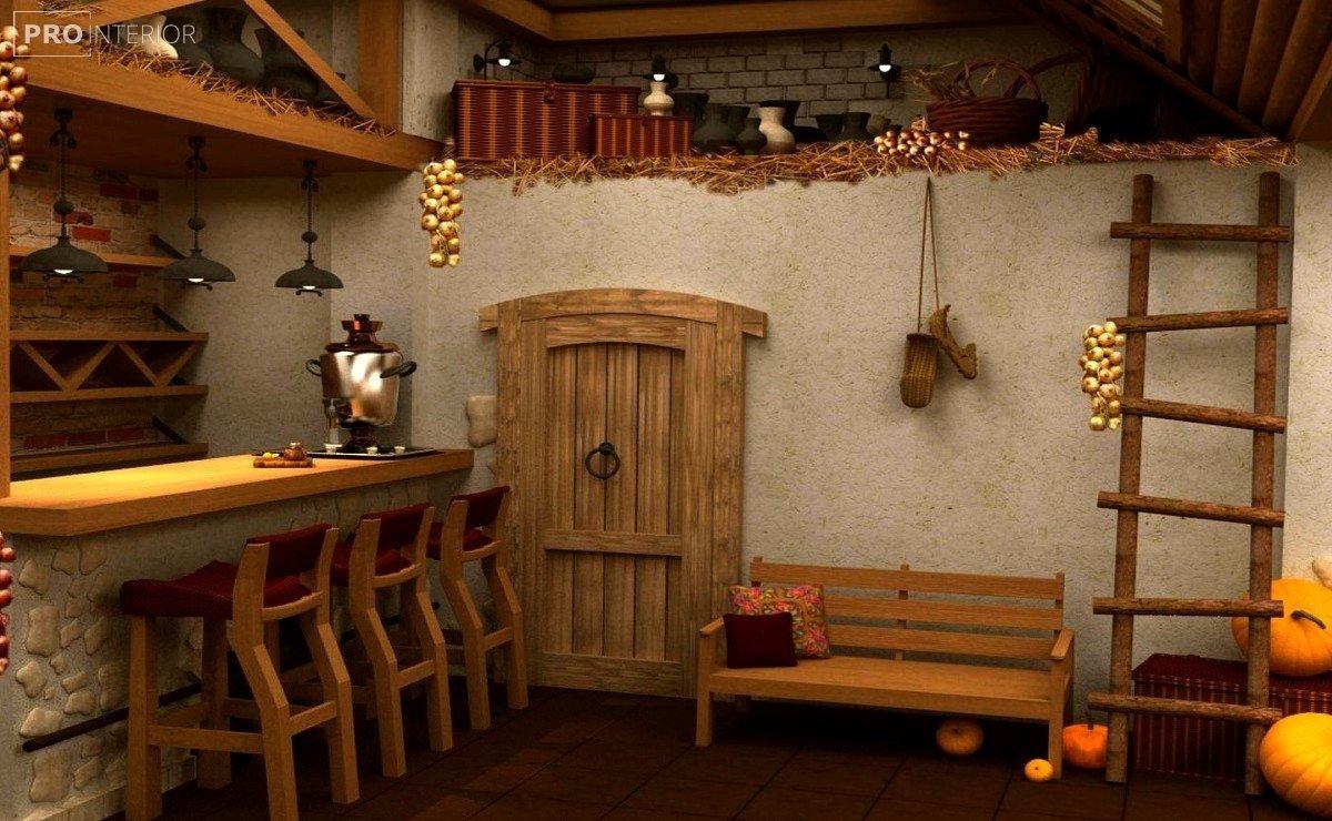 photo of Russian interior