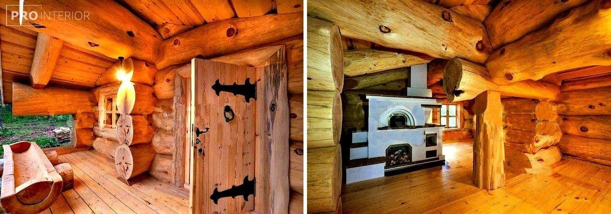 interior design in Russian style