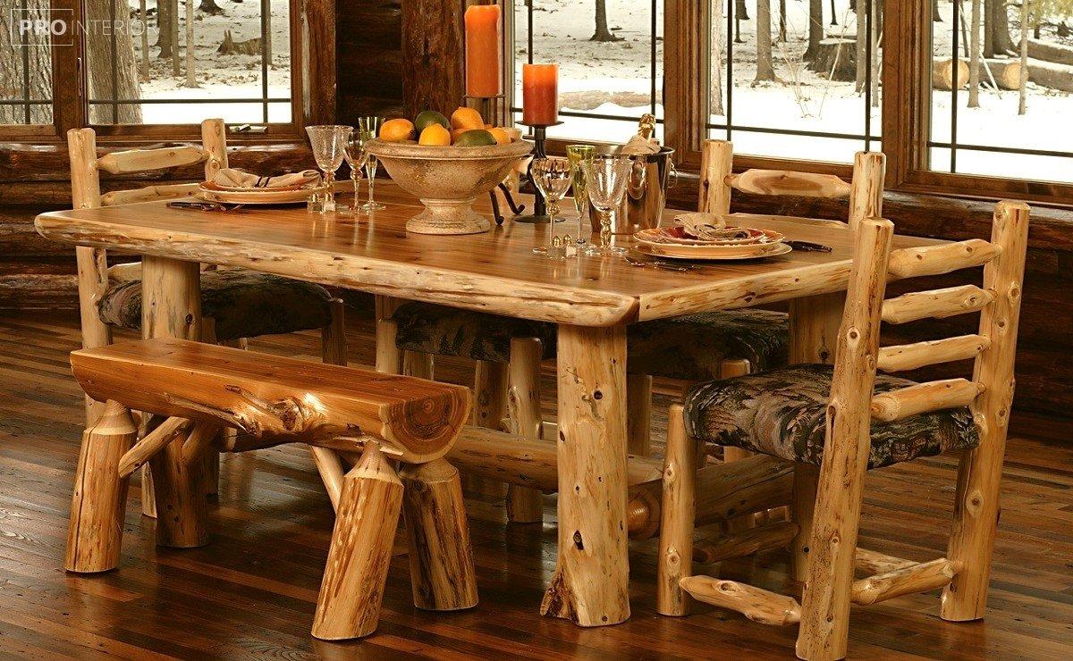 rustic interior style
