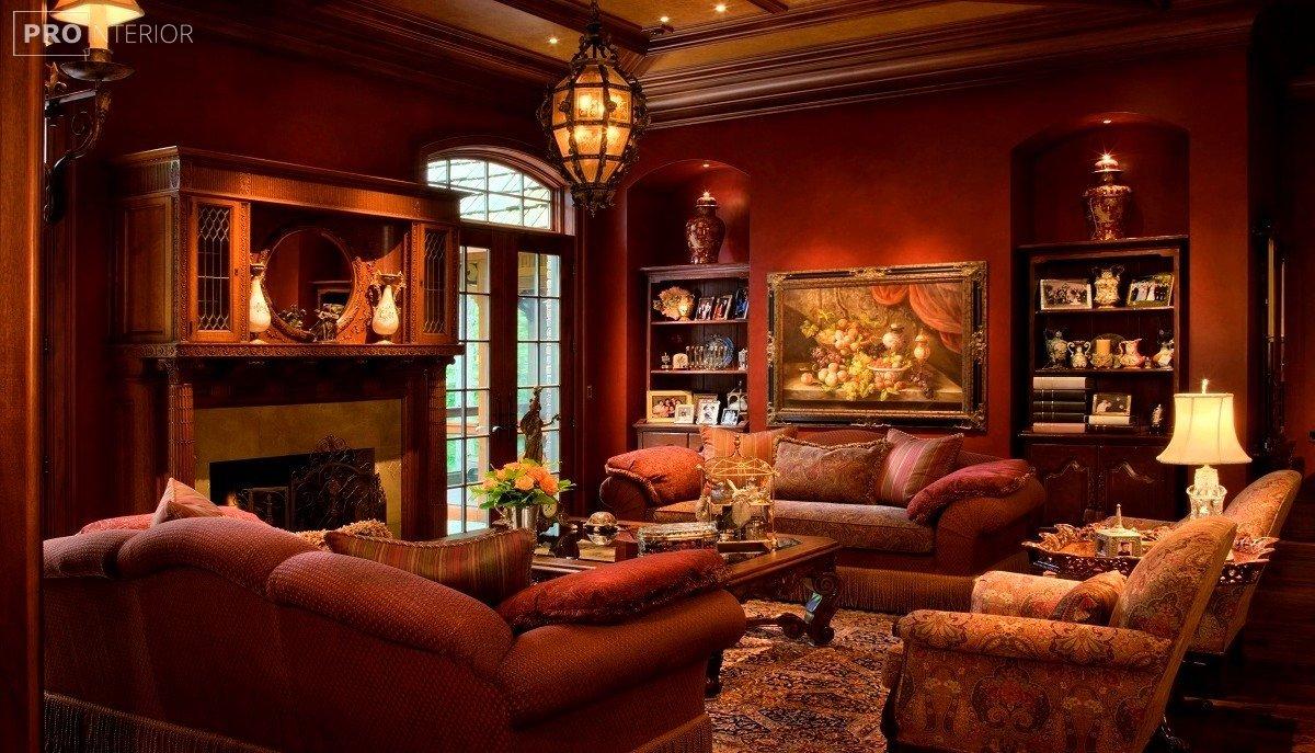 мебель викторианский