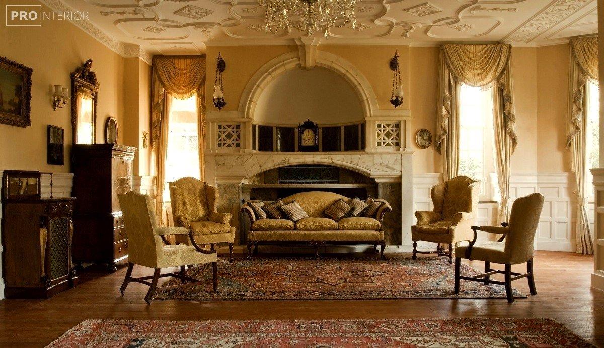 фото мебель в викторианском стиле